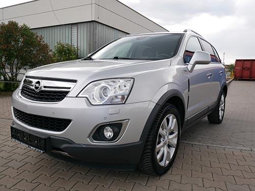 Opel SUV Ankauf von Autoankauf Franken