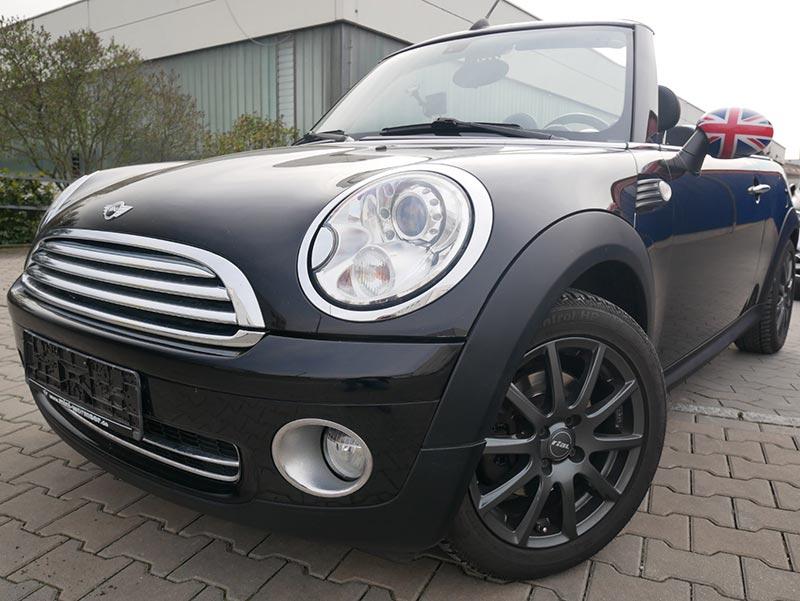 Autoankauf-Mini-Cabrio
